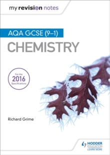 My Revision Notes: AQA GCSE (9-1) Chemistry, Paperback Book