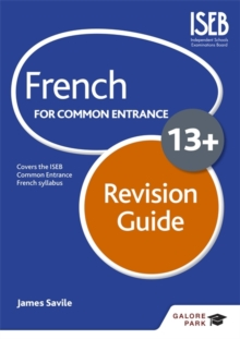 French for Common Entrance 13+ Revision Guide, Paperback Book