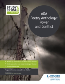 Study and Revise for GCSE: AQA Poetry Anthology: Power and Conflict, Paperback Book