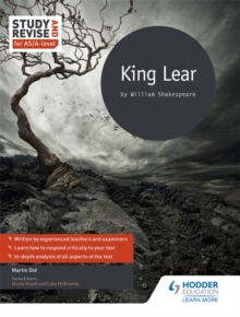 Study and Revise for AS/A-Level: King Lear, Paperback Book