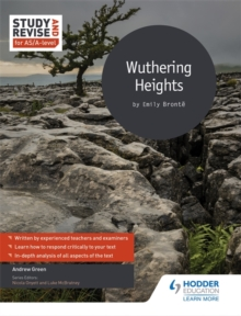 Study and Revise for AS/A-Level: Wuthering Heights, Paperback Book