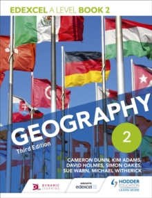 Edexcel A level Geography Book 2 Third Edition, Paperback / softback Book