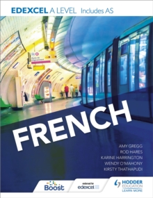Edexcel A Level French (Includes AS), Paperback Book