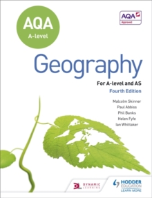 AQA A-level Geography Fourth Edition, Paperback / softback Book
