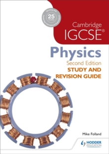Cambridge IGCSE Physics Study and Revision Guide 2nd edition, Paperback Book