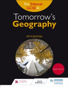 Tomorrow's Geography for Edexcel GCSE A Fifth Edition, Paperback / softback Book