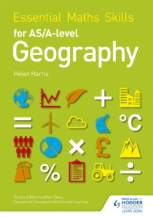 Essential Maths Skills for as/A-Level Geography, Paperback Book