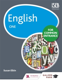 English for Common Entrance One, Paperback Book