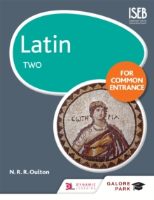 Latin for Common Entrance Two, Paperback / softback Book