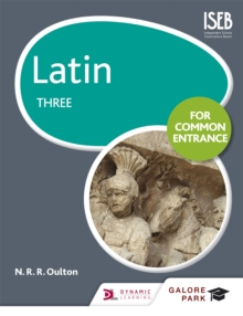 Latin for Common Entrance Three, Paperback Book