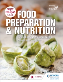 WJEC EDUQAS GCSE Food Preparation and Nutrition, Paperback / softback Book