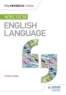 My Revision Notes: WJEC GCSE English Language, Paperback Book