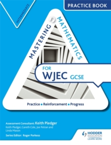 Mastering Mathematics for WJEC GCSE Practice Book: Intermediate, Paperback / softback Book