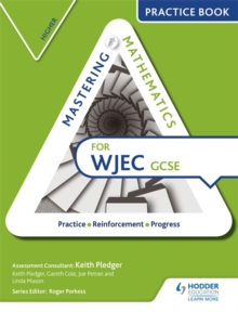 Mastering Mathematics for WJEC GCSE Practice Book: Higher, Paperback / softback Book