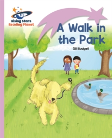 Reading Planet - A Walk in the Park - Lilac: Lift-off, Paperback Book
