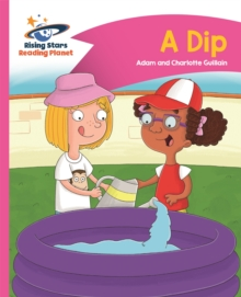 Reading Planet - A Dip - Pink A: Comet Street Kids, Paperback / softback Book