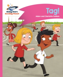 Reading Planet - Tag! - Pink A: Comet Street Kids, Paperback / softback Book