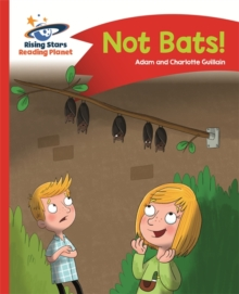 Reading Planet - No Bats! - Red A: Comet Street Kids, Paperback / softback Book