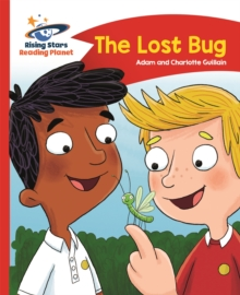 Reading Planet - The Lost Bug - Red B: Comet Street Kids, Paperback / softback Book