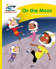 Reading Planet - On the Moon - Yellow: Comet Street Kids, Paperback / softback Book