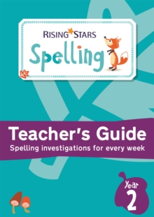 Rising Stars Spelling Year 2, Paperback Book