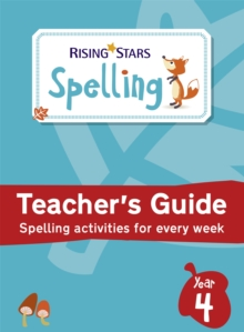 Rising Stars Spelling Year 4, Paperback Book