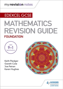 Edexcel GCSE Maths Foundation: Mastering Mathematics Revision Guide, Paperback Book