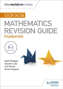 OCR GCSE Maths Foundation: Mastering Mathematics Revision Guide, Paperback / softback Book