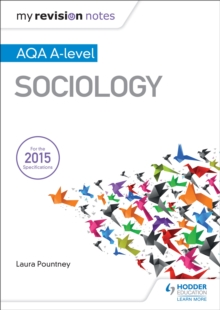 My Revision Notes: AQA A-level Sociology, Paperback / softback Book