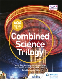 AQA GCSE (9-1) Combined Science Trilogy Student Book, Paperback Book