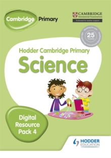 Hodder Cambridge Primary Science CD-ROM Digital Resource Pack 4, Other digital Book