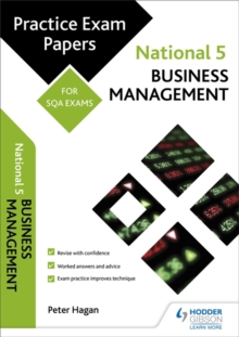 National 5 Business Management: Practice Papers for SQA Exams, Paperback Book
