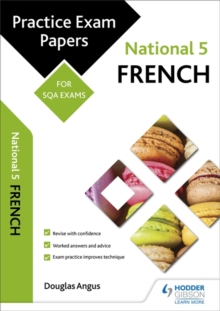 National 5 French: Practice Papers for SQA Exams, Paperback Book