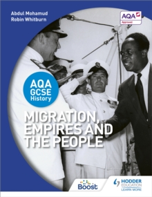 AQA GCSE History: Migration, Empires and the People, Paperback / softback Book