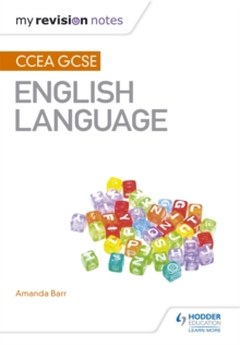 My Revision Notes: CCEA GCSE English Language, Paperback / softback Book