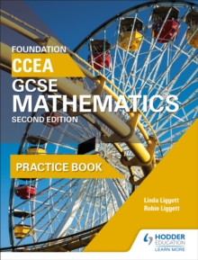 CCEA GCSE Mathematics Foundation Practice Book for 2nd Edition, Paperback Book