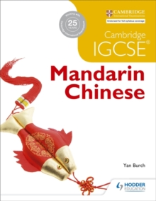 Cambridge IGCSE Mandarin Chinese, Paperback / softback Book