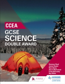 CCEA GCSE Double Award Science, Paperback Book