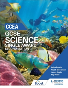 CCEA GCSE Single Award Science 2nd Edition, Paperback / softback Book