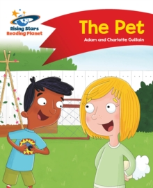 Reading Planet - The Pet - Red A: Comet Street Kids, PDF eBook