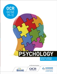 OCR GCSE (9-1) Psychology, Paperback / softback Book