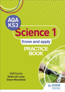 AQA Key Stage 3 Science 1 'Know and Apply' Practice Book, Paperback Book