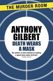 Death Wears a Mask, Paperback / softback Book