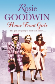 Home Front Girls, Paperback Book