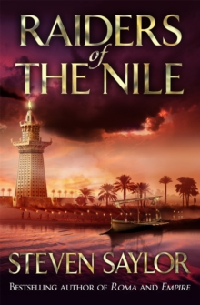 Raiders of the Nile, Paperback Book