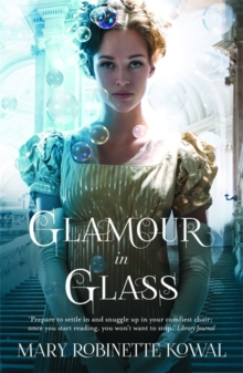 Glamour in Glass, Paperback Book