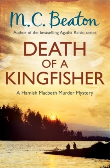 Death of a Kingfisher, Paperback Book
