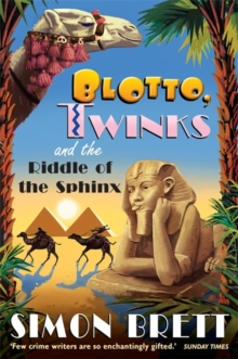 Blotto, Twinks and Riddle of the Sphinx, Paperback Book