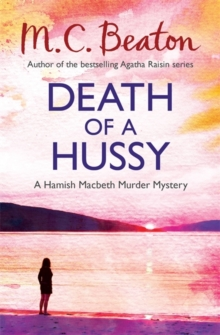 Death of a Hussy, Paperback Book