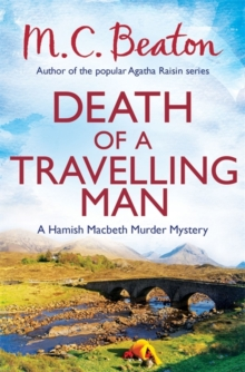 Death of a Travelling Man, Paperback / softback Book